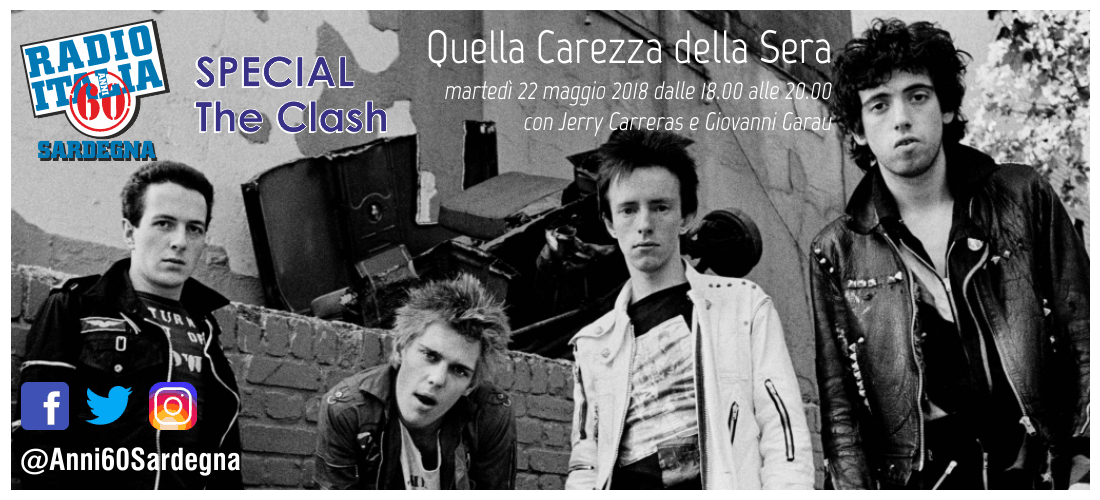 SPECIAL THE CLASH